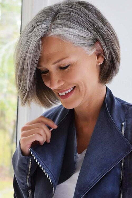 Short Styles For Over 50