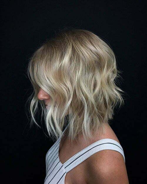 Short Haircuts Blonde Hair