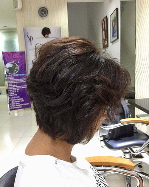 25 Low Maintenance Short Messy Hairstyles In 2020 Short Haircut Com