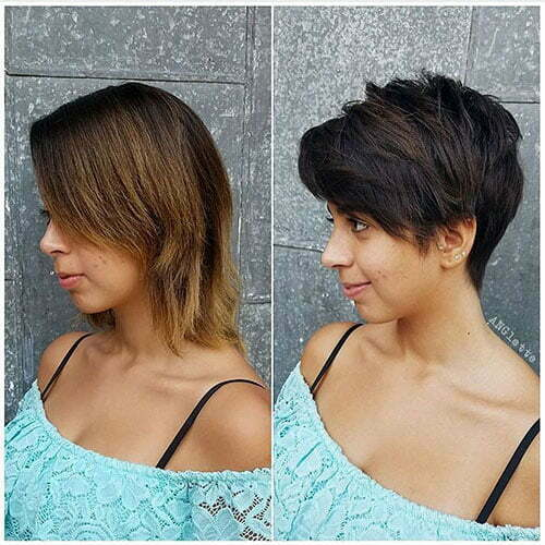 Pixie Haircut Gallery