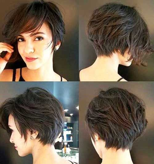 Latest Pixie Bob Haircuts