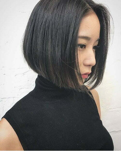 30 Cute Asian Short Hairstyles For 2020 Short Haircut Com