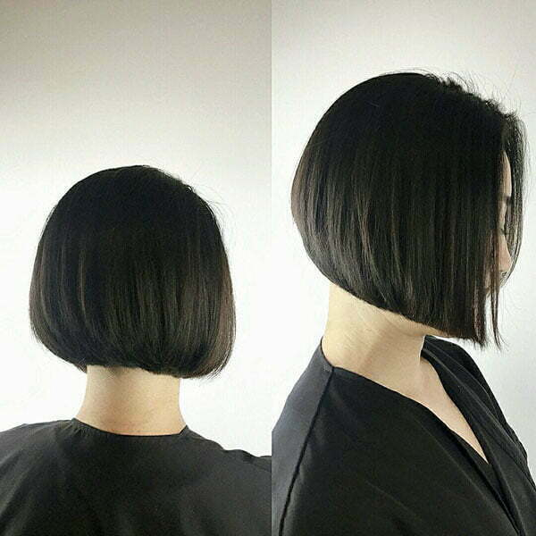 Layered Inverted Bob