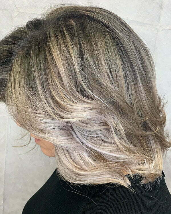 Short Blonde Ombre Hairstyles