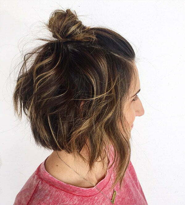 Haircuts And Styles For Short Hair