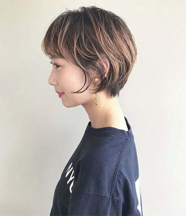 Asian Hairstyle Ideas For Short Hair