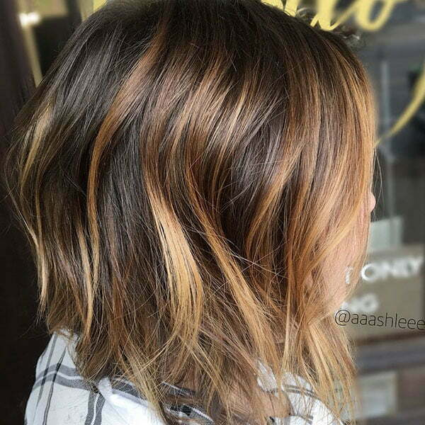 Short Brown Hairstyles 2020