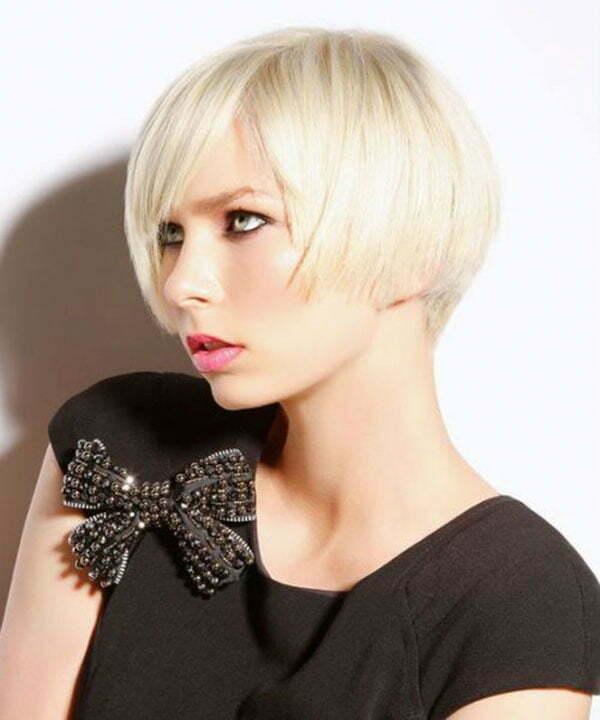Best Female Short Haircuts