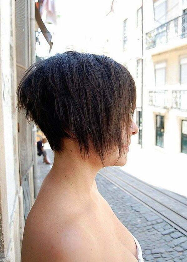 Short Female Cuts