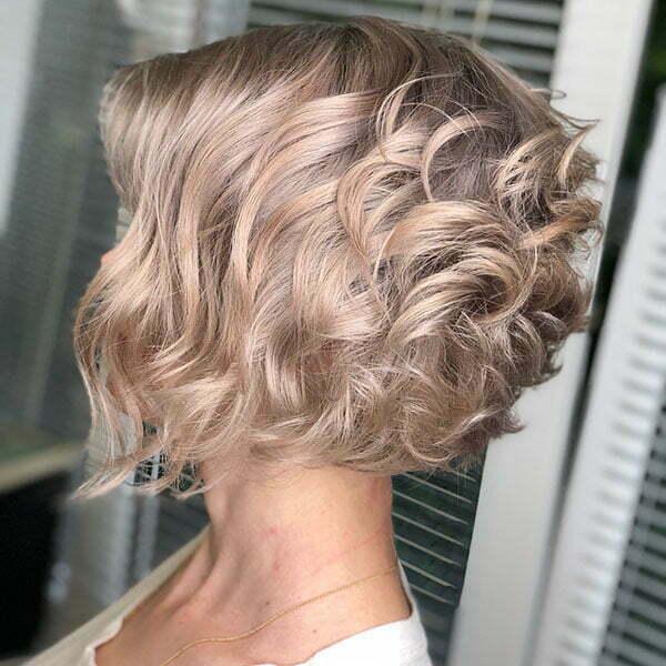 Blonde Short Cuts
