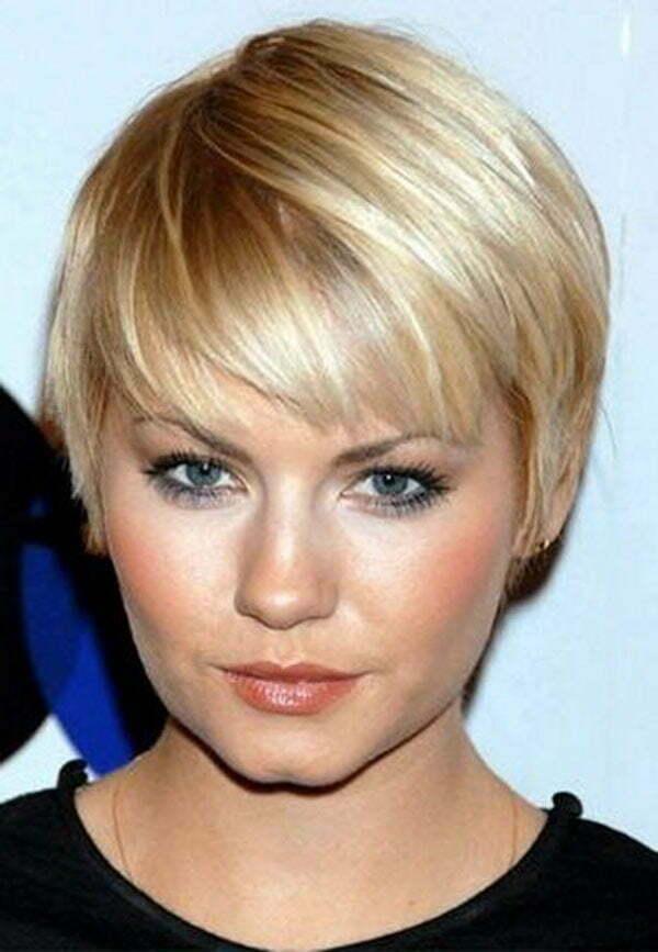 Haircut For Short Hair Female
