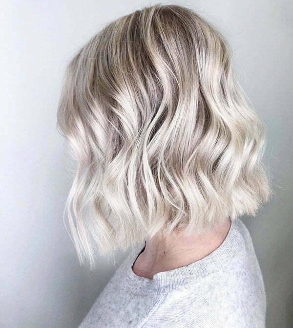 Short Blonde Styles