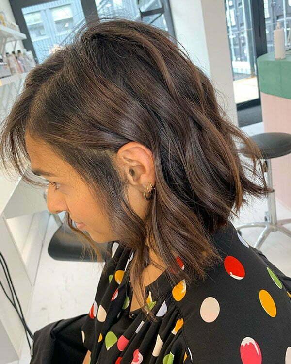 Short Sassy Hair For Girls