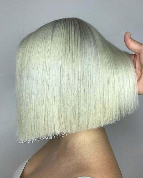 Short Hair Ideas