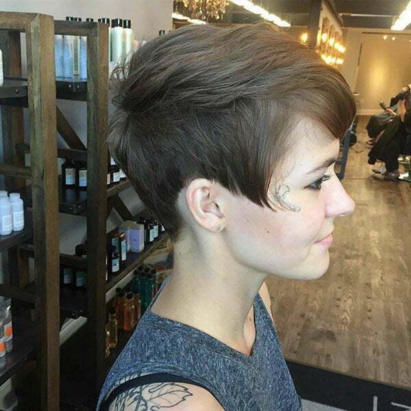 Short Hair For Thin Hair