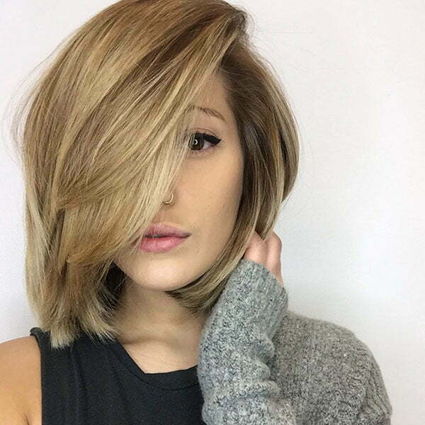 Short Straight Hair Pictures