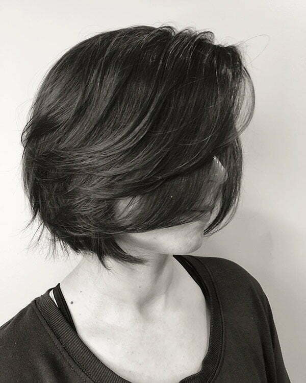 Short Hair Images Female