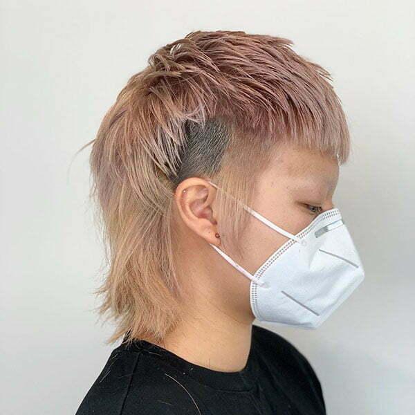 Super Short Female Haircuts