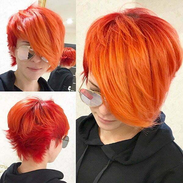 Short Female Haircuts
