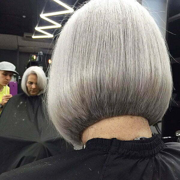 Short Straight Hair Images