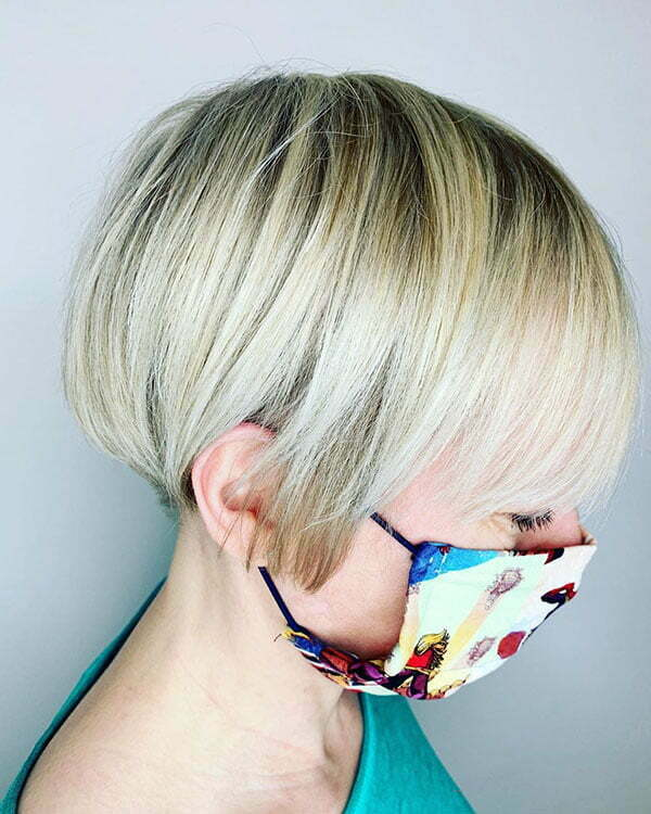 Pictures Of Female Short Haircuts