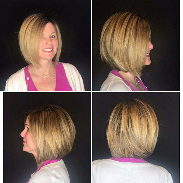 2021 bob hair cuts
