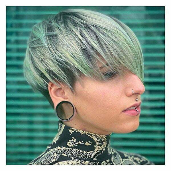 2021 hair trends short