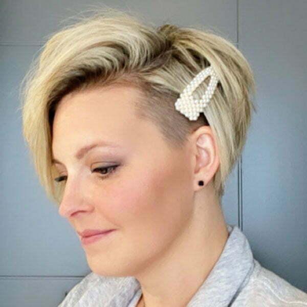 2021 pixie haircuts