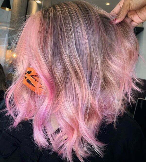 2021 short hairstyles women