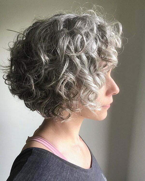 a bob hair style