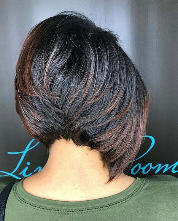 beautiful short haircuts