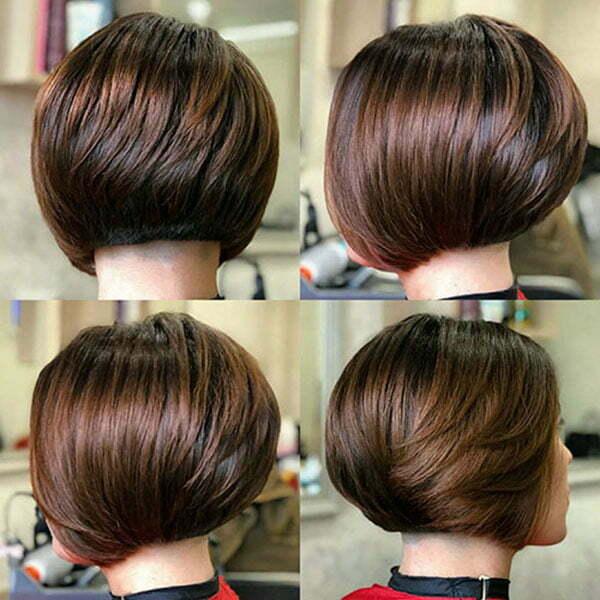 bob cut hairstyle 2021