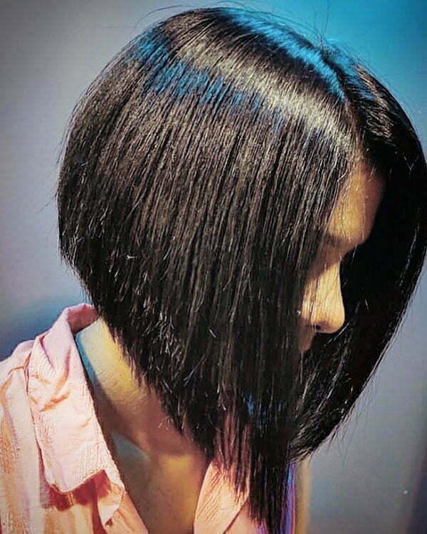 bob cut styles 2021