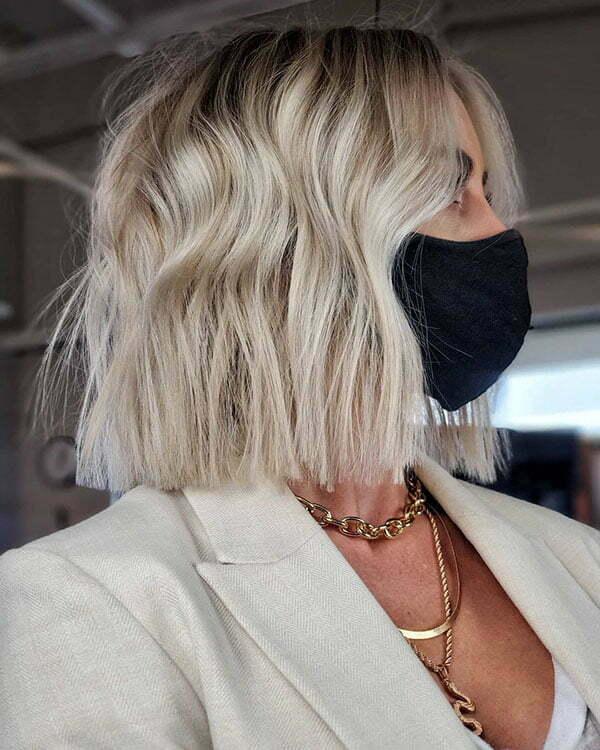 bob hair cut 2021