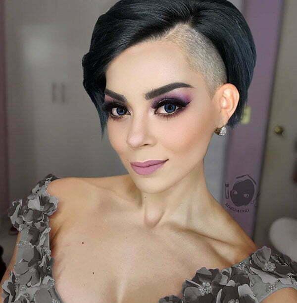 coolest short haircuts 2021