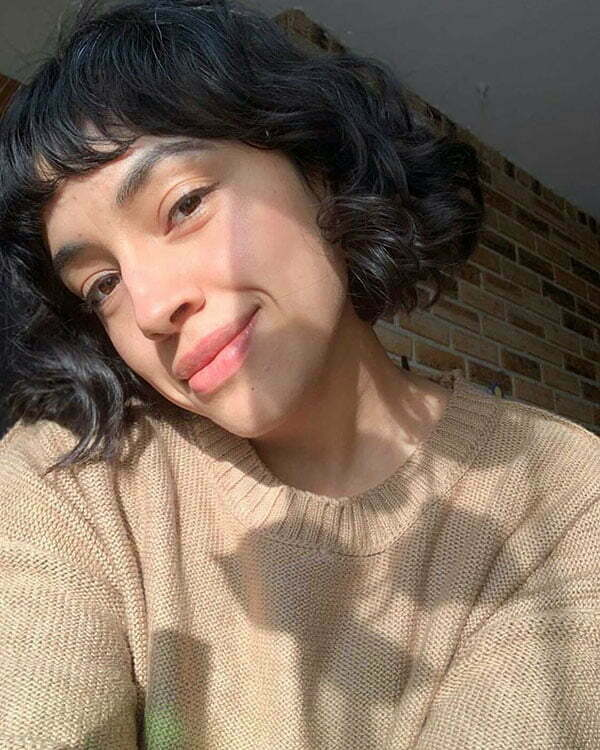 female short hair 2021