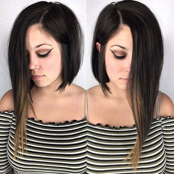 hair bob cut 2021