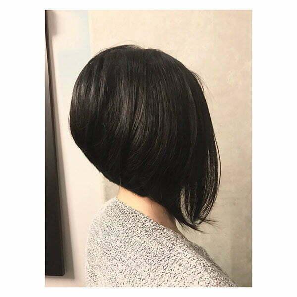 hair bob cut style