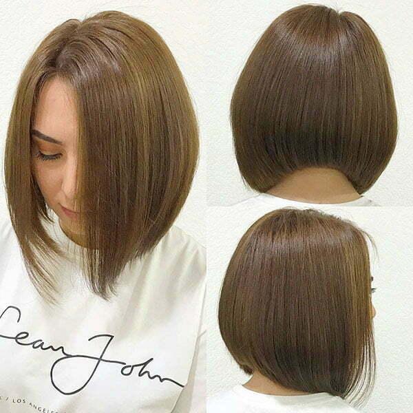hair cut short bob style