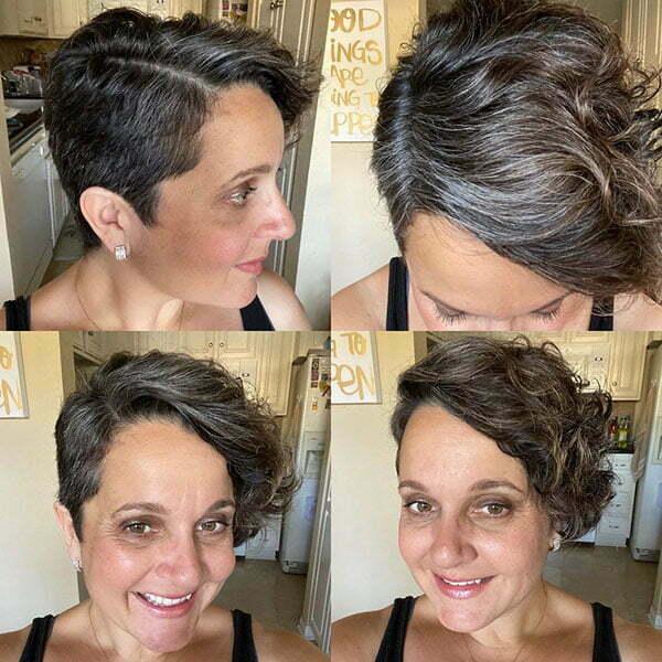 hair cuts for short hair 2021