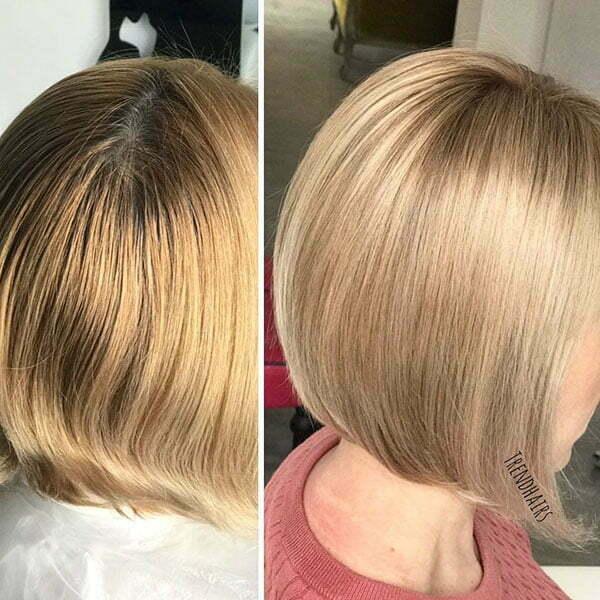 hair for short hair