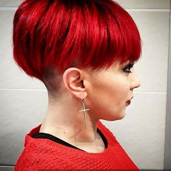 hair styles for pixie cut