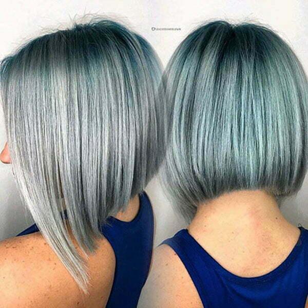hair styles short bob 2021
