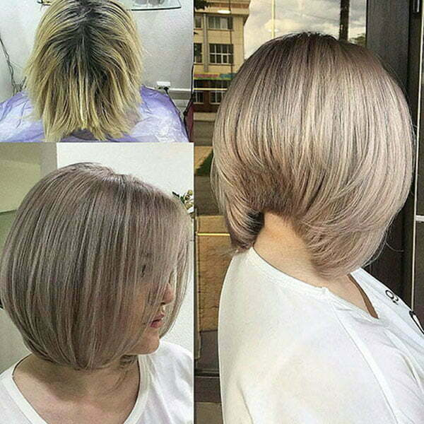 ladies short bob hairstyles 2021