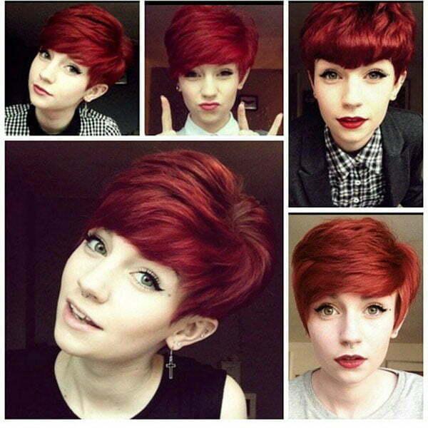 ladies short haircuts 2021