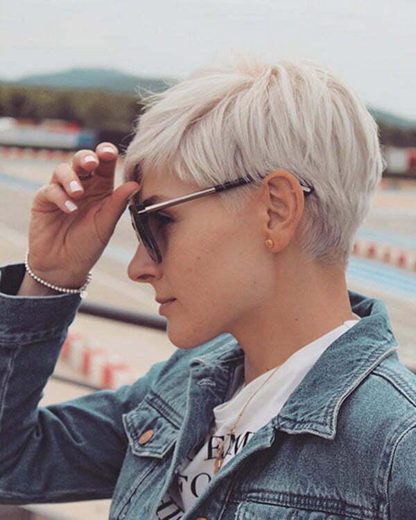 new trendy pixie hairstyles 2021