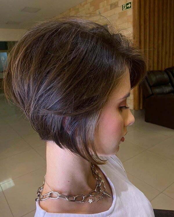 pics of short haircuts