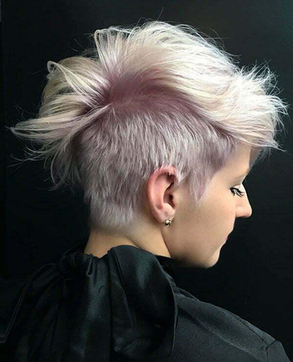 pixie cut hairstyle ideas