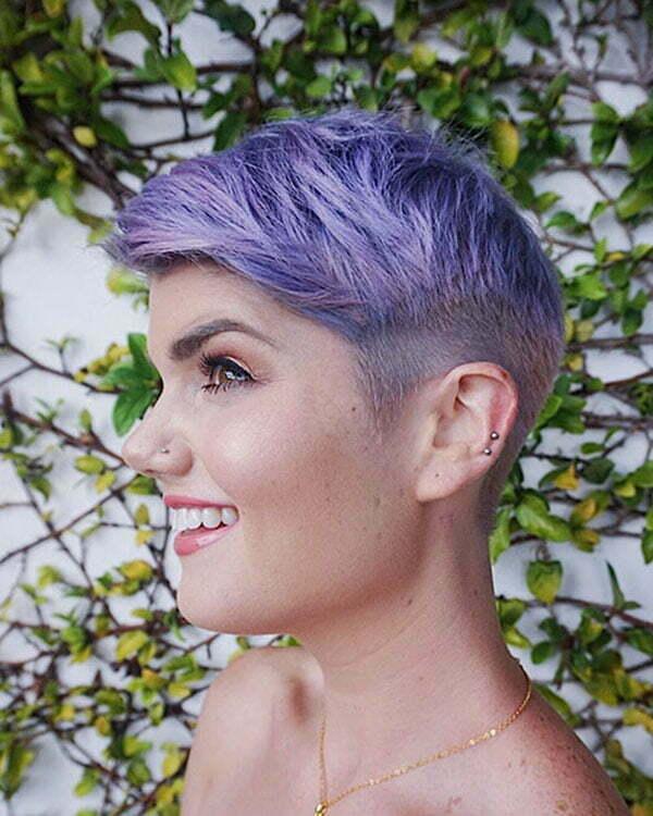 pixie cut hairstyles 2021