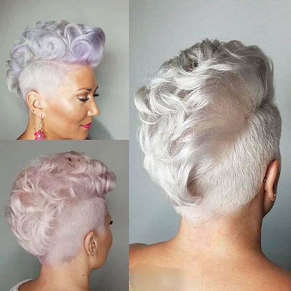 pixie hair cut styles